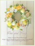 春のイースターリース(B)〜イースターエッグを飾って春をお迎えしよう♪〜
