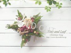 画像1: 木の実の星型スワッグ〜☆Happy Christmas 2017☆〜